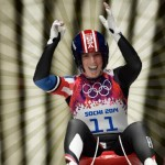 Hamlin Wins First-Ever Singles Luge Medal for Team USA