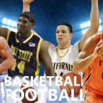 Football Players Who Played College Basketball