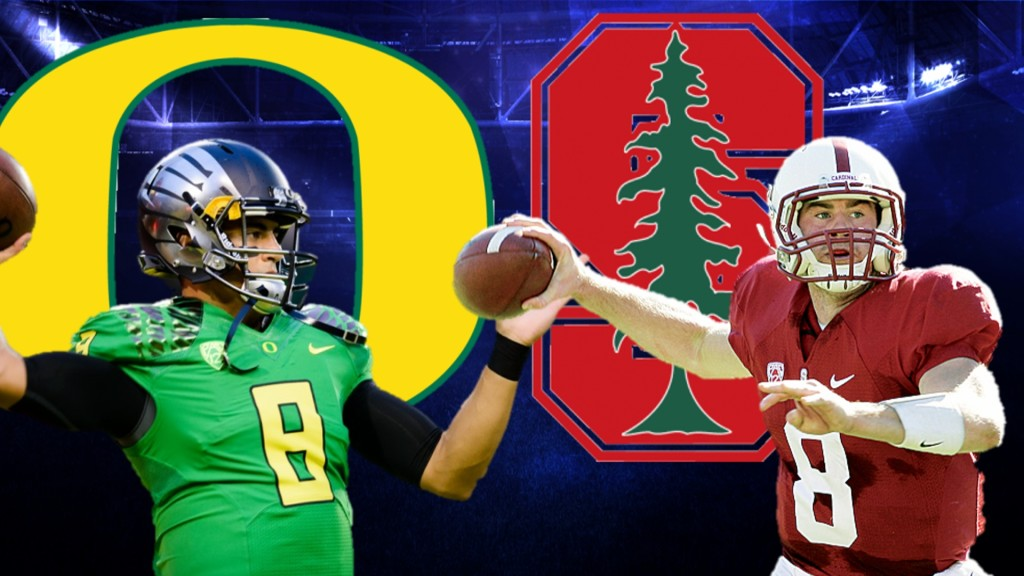 Oregon v Stanford pic