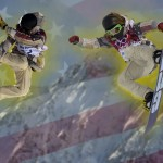 A Golden Slopestyle Sweep By The U.S.