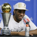 The Beast of the Week: Kawhi Leonard